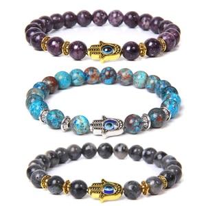 Men Bracelets Buddhism Fatima