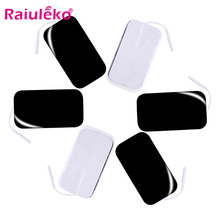 Reusable Electrode-Pads Stimulator-Patch Muscle Tens Acupuncture Body-Massager for Therapy-Machine