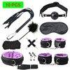 Nylon 10pcs purple