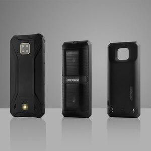 Image 5 - Nuovo telefono cellulare robusto modulare DOOGEE S95 Pro 8GB 128GB Helio P90 Display da 6.3 pollici 5150mAh Octa Core 48MP fotocamera Android 9