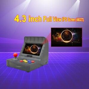 Image 2 - חדש רטרו ארקייד HDMI וידאו משחקי קונסולה ניידת HD טלוויזיה רטרו משחק מיני כף יד משפחת ג ויסטיק מובנה 3000 משחקי משלוח מתנה