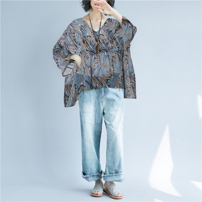 ZANZEA 2020 lato rękaw nietoperzowy koszula damska bluza z