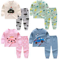 Baby Clothes autumn New cartoon Girl Clothing Set Cotton Baby Clothes Suits Infant Kids Clothes toddler girl winter clothes