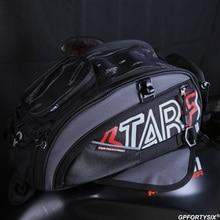 Motorcycle Oil Fuel Tank Bag Magnetic Motorcycle Backpack Bag Motocross Saddle Bag Phone Holder Storage Moto Travel Bag Luggage