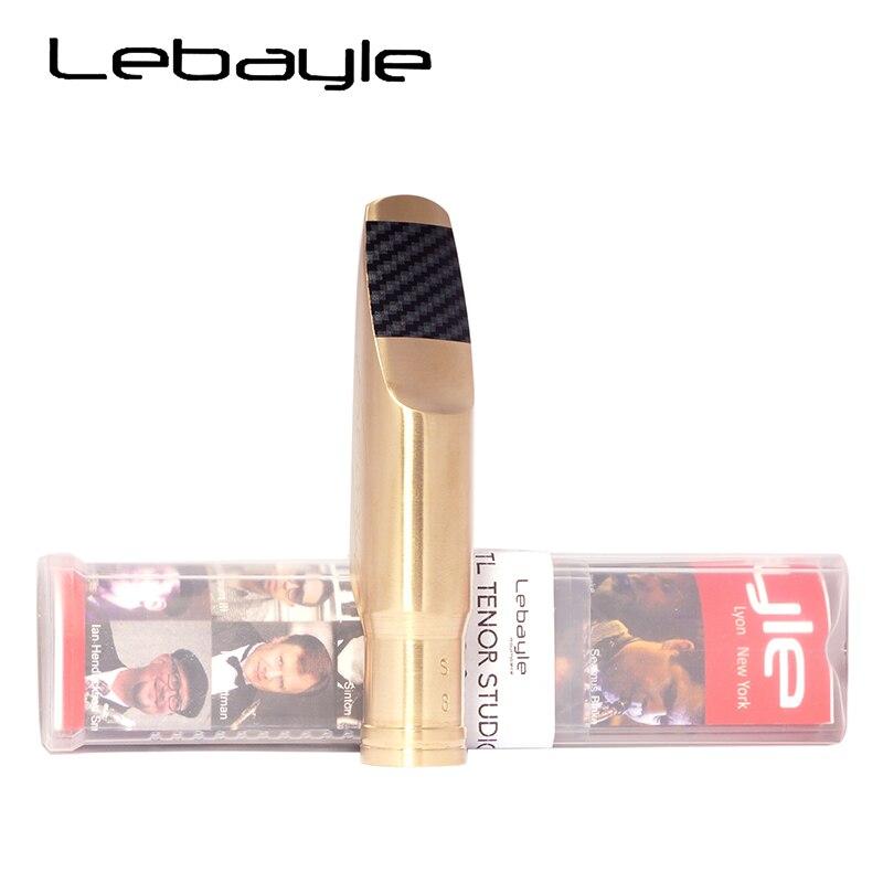 France Lebayle Bb Tenor Sax Metal Mouthpiece STUDIO