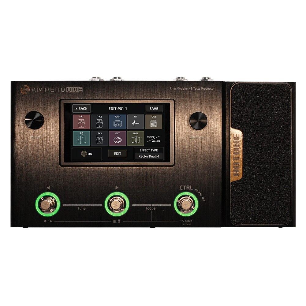 Audio-Interface Pedal Guitar Simulation Hotone OTG USB Expression Stereo Multi-Language