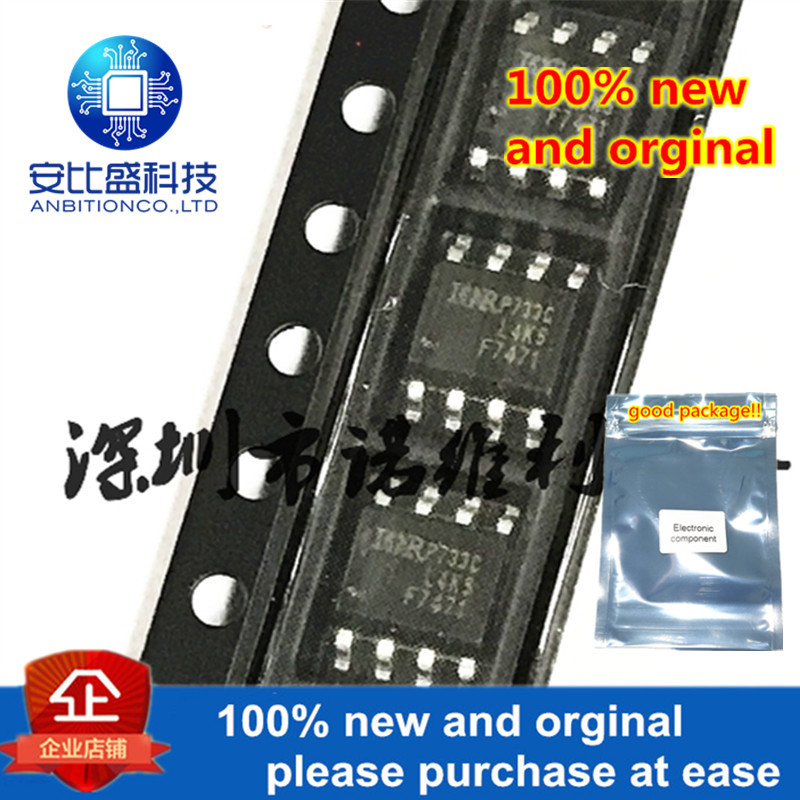 10pcs 100% New And Orginal IRF7471TRPBF F7471 SOP-8 40V 10A MOS In Stock