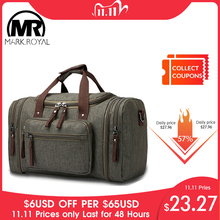 MARKROYAL Soft Waterproof Men Travel Bags Carry On Large Capacity Duffle Water repellent Bags Hand Luggage Weekend Bag For Women