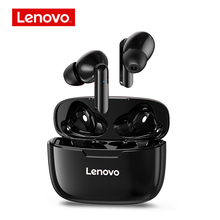 Lenovo Original XT90 TWS Headset HiFi Wireless Bluetooth 5.0 Headphone IP54 Waterproof Touch Control Earphones Long Battery Life