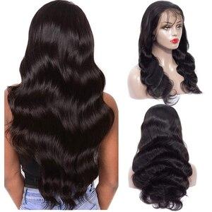 Image 2 - Человеческие волосы для наращивания, волнистые бразильские волосы Remy, натуральный цвет, необработанные человеческие волосы, пряди 3 пряди