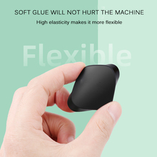 Capa protetora para câmera de ação go pro 8, acessório para câmera de ação à prova de poeira, tampa de lente para gopro hero 8 preto