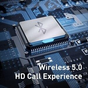 Image 4 - Baseus A06 zestaw słuchawkowy Bluetooth przenośny biznes bezprzewodowy zestaw słuchawkowy zestaw głośnomówiący z klipsem do jazdy samochodem praca dla iPhone