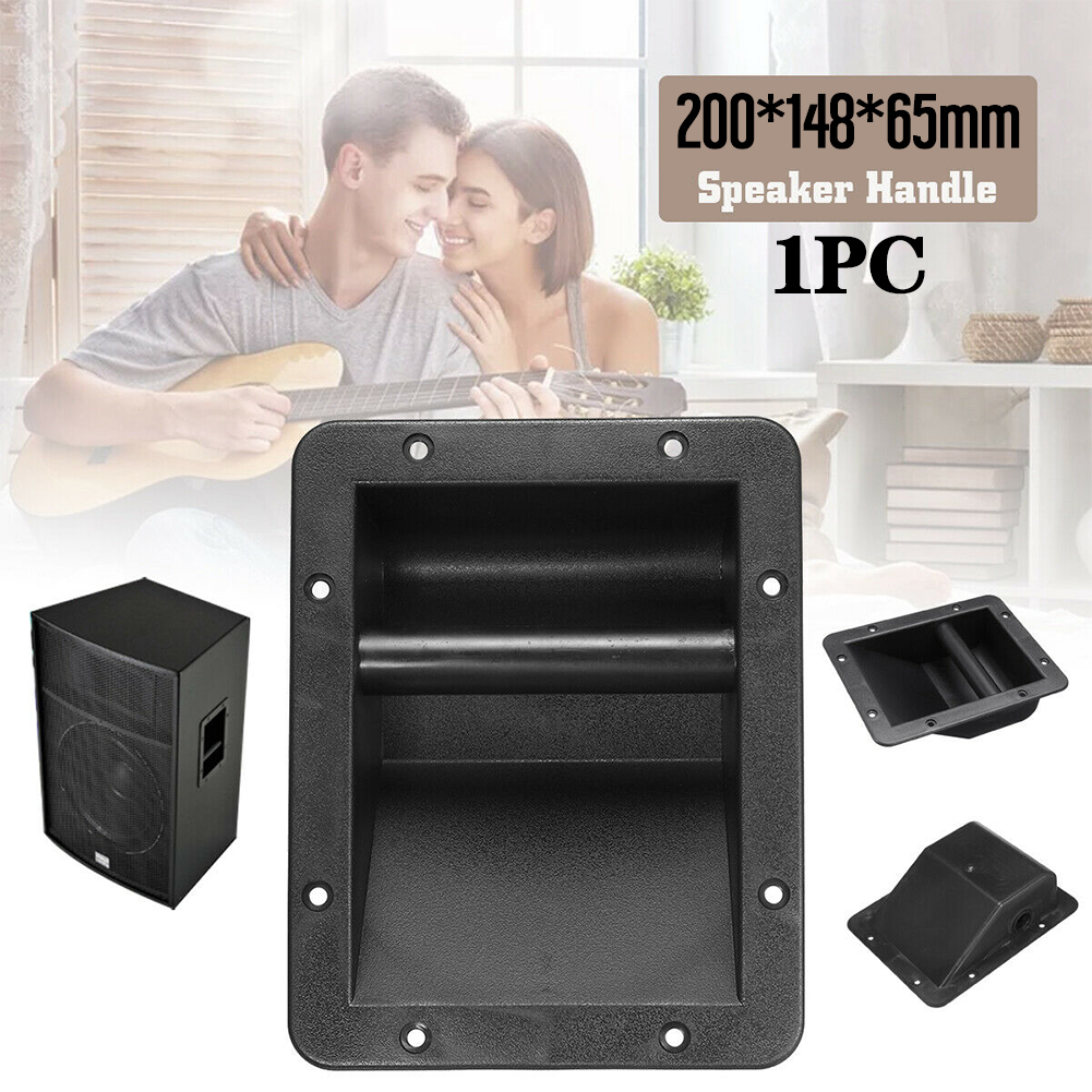Cabinet Professional Line Array PA DJ Boxes Iron Home Theater Instrument Audio Musical Speaker Handle Practical Accessories