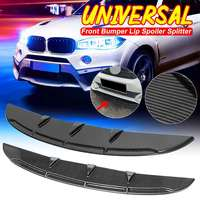 New Car Front Lip Chin Bumper Spoiler Splitters Cover For Honda For Civi For Benz For BMW For Audi For VW For Ford For Toyota