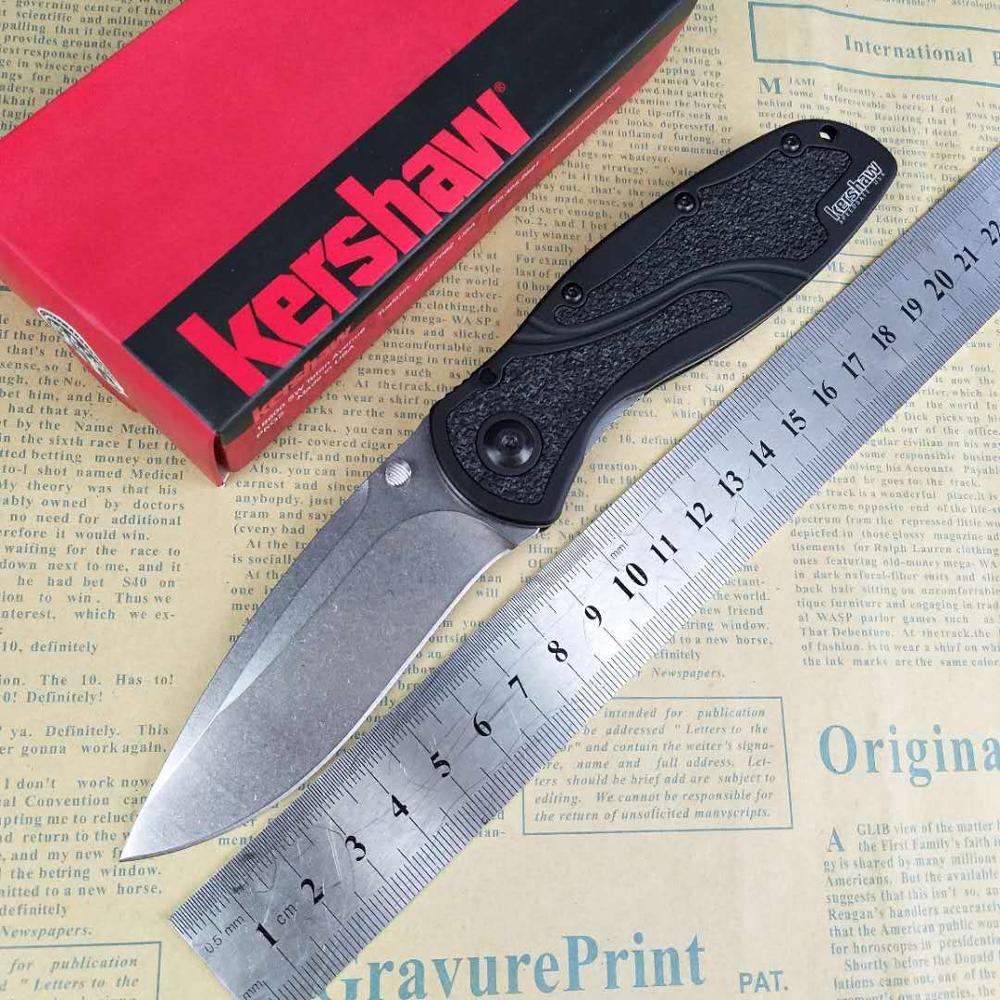 All Survival Outdoor Blade  Pocket Handle Folding Knife Camping K Knives Hunting Tactical Tool 1670S Steel 8cr13mov EDC