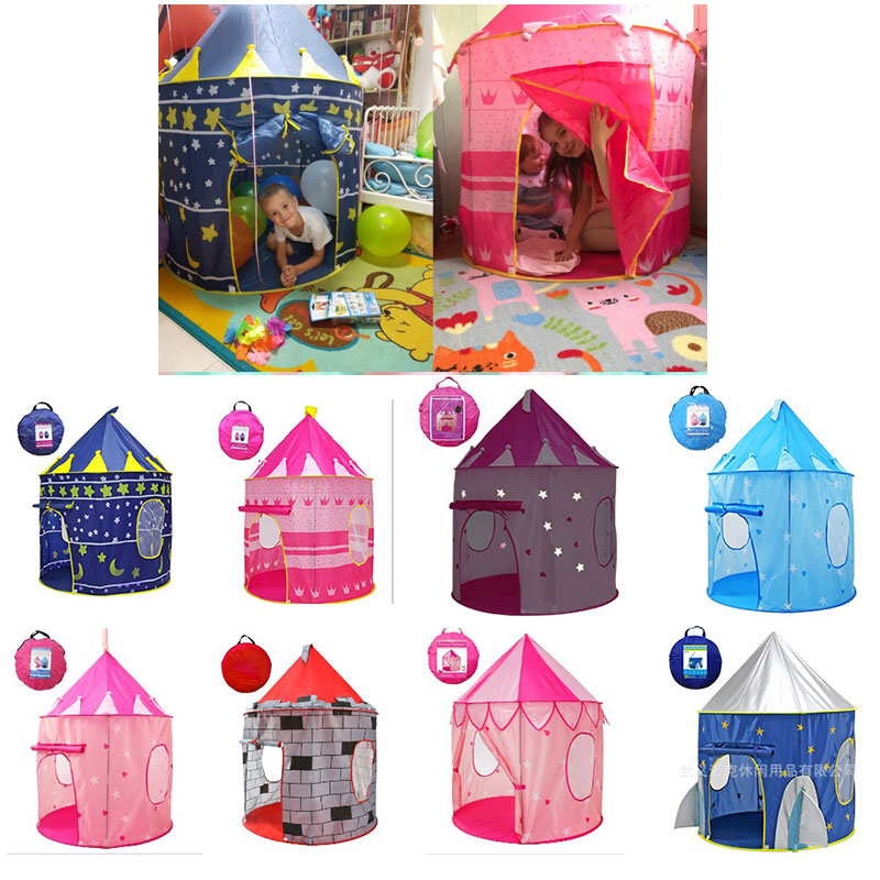 Kids Tent Ball Pool Tipi Tent Infant Children Games Play Tent House Teepee Ballenbak Fun Funny Interesting Zone Playhouse Room(China)