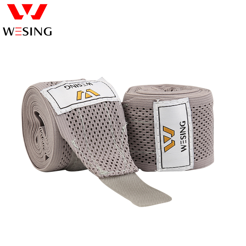 Wesing Elastic Professional 120/180 Inch Hand Wraps for Men Women Boxing Gloves Martial Arts Wraps with Hand & Wrist Support S