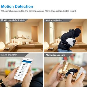 Image 2 - 1080P Mini Camera Wifi HD Wi fi P2P Video Recording Motion Detection Alarm Remote Control Micro Mini Cameras Wifi with TF card