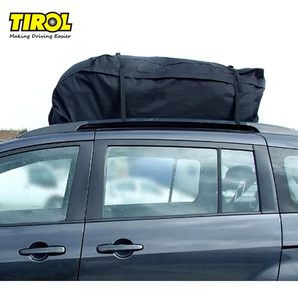 Waterproof Roof Top Cargo Luggage Carrier Travel Bag Car Van Suv 20 Cubic Feet~