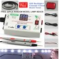 TKDMR 0-330 в Smart-Fit Ручная регулировка напряжения ТВ светодиодный тестер подсветки тока регулируемый постоянный ток доска светодиодный светиль...