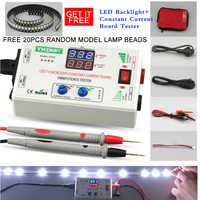 TKDMR 0-330V ajustement manuel intelligent tension tv LED rétro-éclairage testeur courant réglable courant Constant carte lampe à LED perle