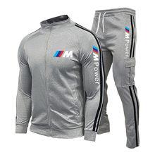 2021 conjuntos de treino casual dos homens hoodies calças de jogging duas peças nova moda zíper com capuz moletom roupa esportiva terno masculino