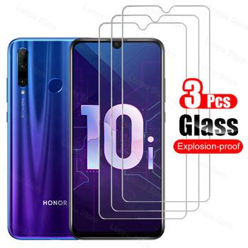 3 sztuk szkło hartowane dla Honor 10i 20 pro 20 lite 8X 9X 9 8 lite ekran szkło ochronne dla Huawei Honor 8X 9 20 pro 10i szkło tanie i dobre opinie KINGZALIN Jasne CN (pochodzenie) Przedni Film Honor 9 Honor 9 lite Tempered Glass for Huawei Honor 10 Tempered Glass for Huawei Honor 10i