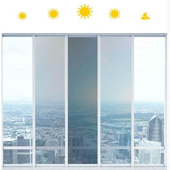 Folia zaciemniająca okna SUNICE 50*100 200 300 500cm Auto Car zmiana koloru okno samochodu folia zaciemniająca okna VLT 69 ~ 25 folia fotochromowa szkło cieniowanie Film tanie i dobre opinie 80 -100 60 -80 1inch Boczne Szyby Folie okienne Folie okienne i ochrona słoneczna 0 2kg Sun Control Blue to Black 50cm