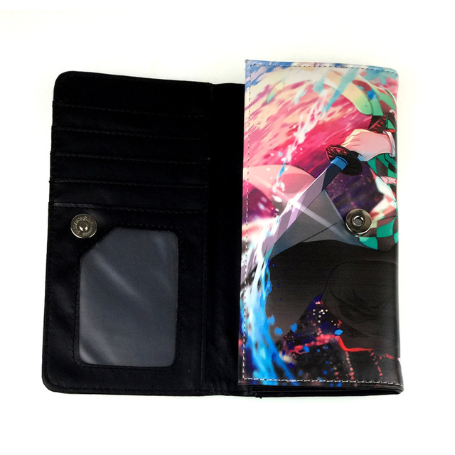 Demon Slayer Wallet Purse