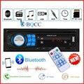 Авторадио 1Din автомобильный стерео плеер Bluetooth SD USB MP3 FM радио приемник аудио AUX
