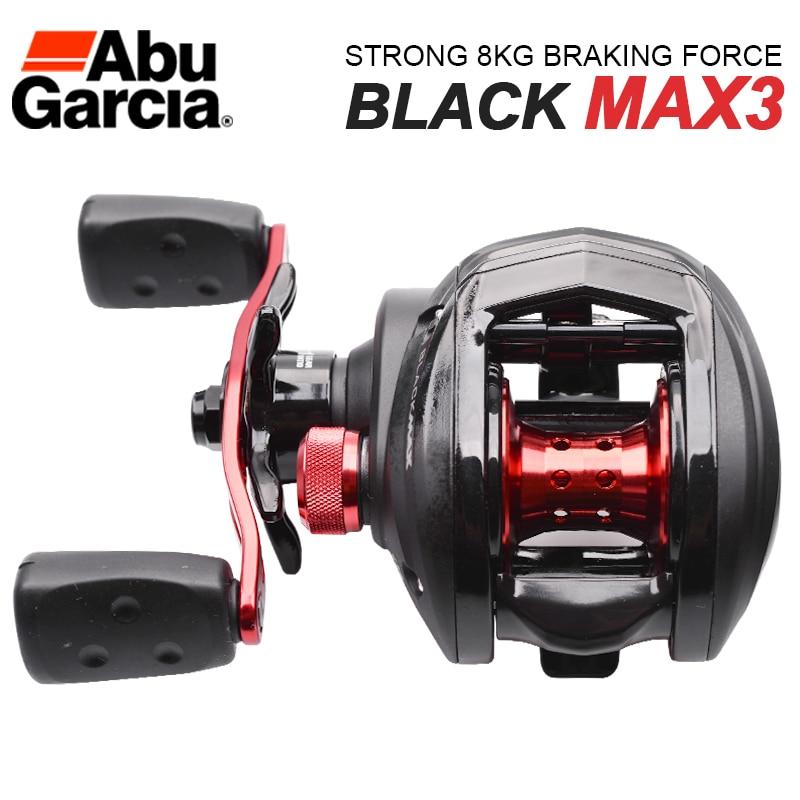 ABU GARCIA Baitcasting Fishing Reels BLACK MAX  1