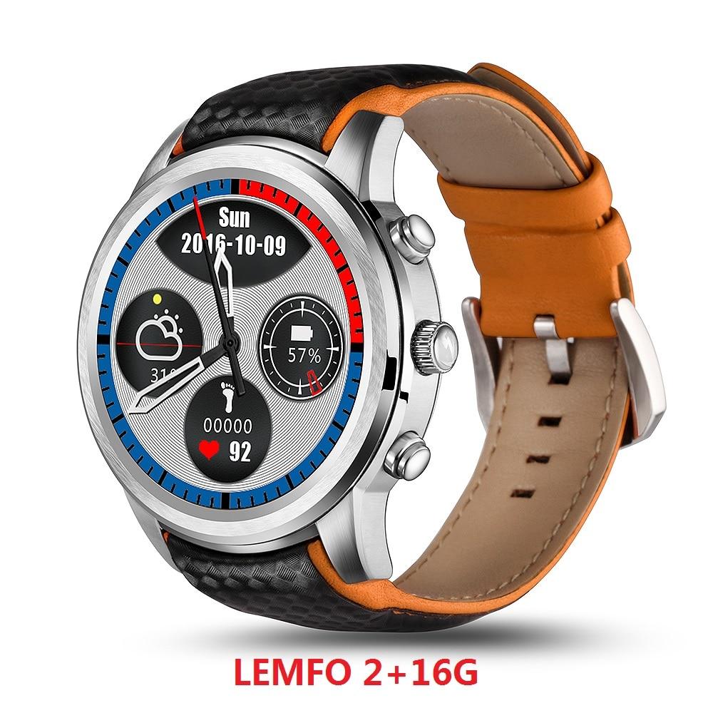 Finow X5 LEM5 Pro GPS smartwatch waterproof MTK6580 3G SIM card WIFI bluetooth watch for IOS   android 5.1 smartwatch