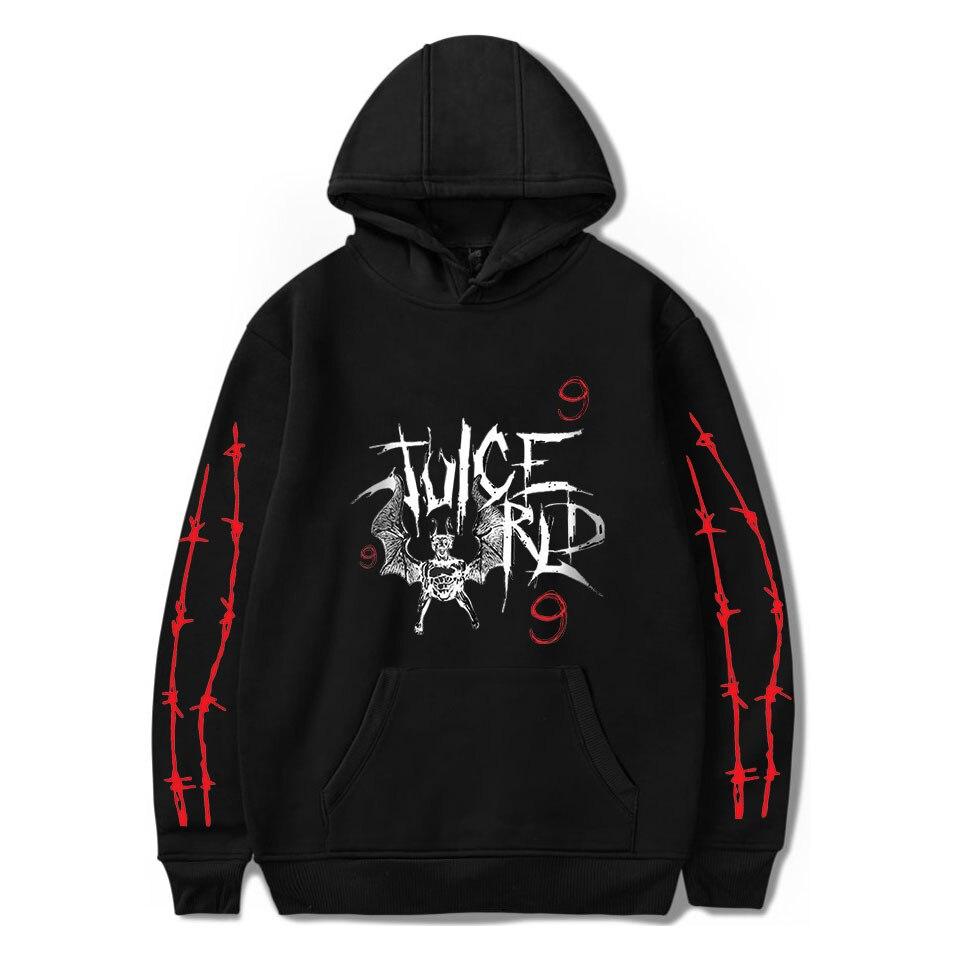juice wrld merch male hoodies