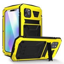 鎧360フル保護耐衝撃ケースappleのiphone 5 12プロマックス12ミニ電話ケースカバーfunda coque