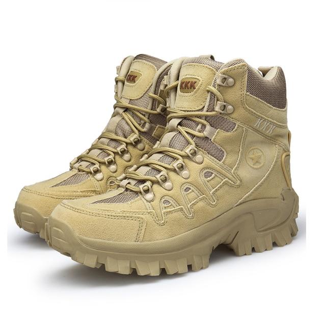 Botas de combate t ctico al aire libre militares botas de acampada