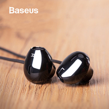 Baseus H06 3.5 mm Wired Earphone with Microphoe Stereo Headset for iPhone 6 6s Plus Type C Jack Earp