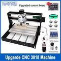 Verbeterde CNC 3018 Pro GRBL controle ER11 Diy mini cnc machine 3 Axis pcb Freesmachine Hout Router Lasergravure