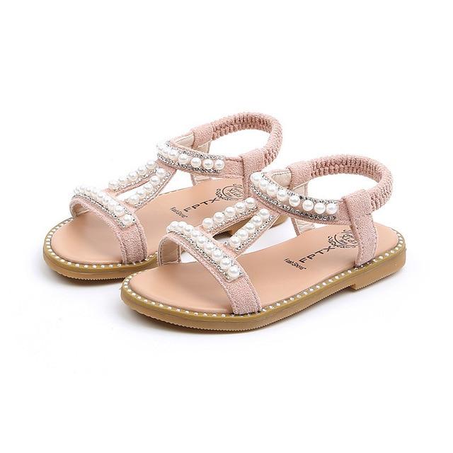 Pretty Toddler Girl Sandals 6