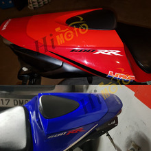 For Honda CBR600RR 2007 2008 2009 2010 2011 2012 CBR 600RR Motorcycle Black Red Blue Rear Seat Fairing Cover Cowl Tail Cover