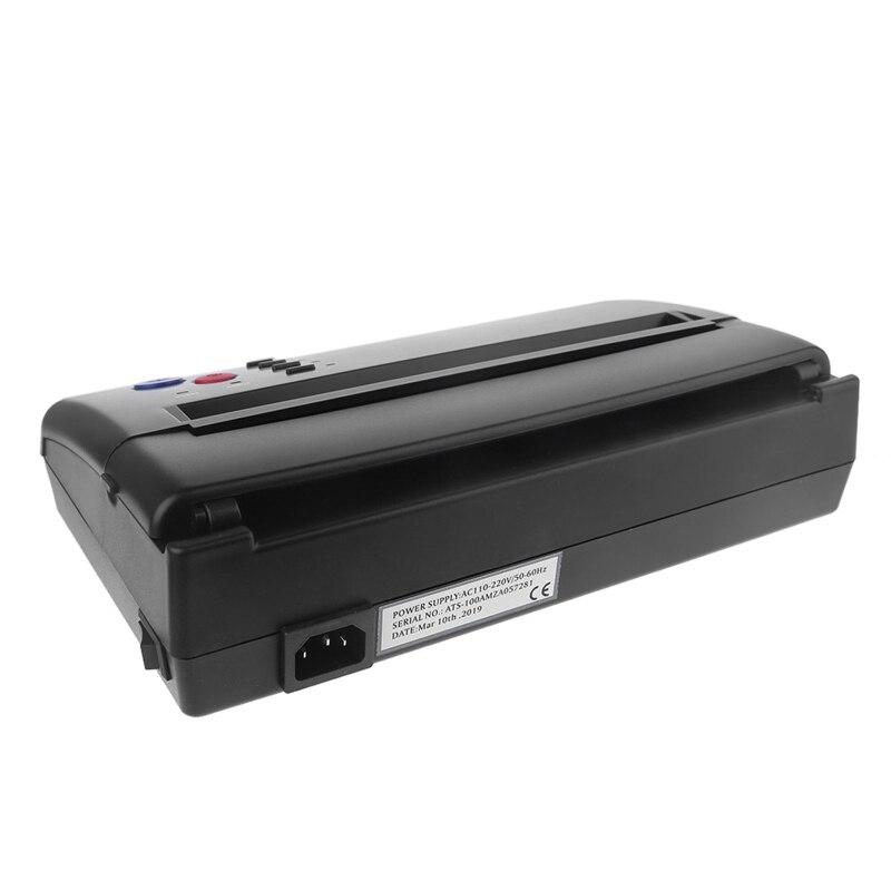 transferencia impressora termica copiadora tatuagem tatuagem loja acessorios pecas 05
