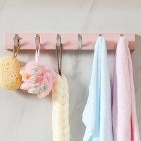 10 Pcs Kitchen Bathroom Multi Purpose Wall Hook Strong Transparent Suction|Ganchos e trilhos|   -