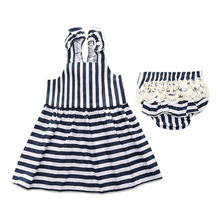 Summer Girls Set Cute Baby Girl Costume Fashion Kids Unsleeved Top + Shorts Hot Babies Clothes for Newborn