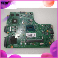 SHELI CN-064HF9 064HF9 64HF9 For DELL 3542 Motherboard with 3805U cpu