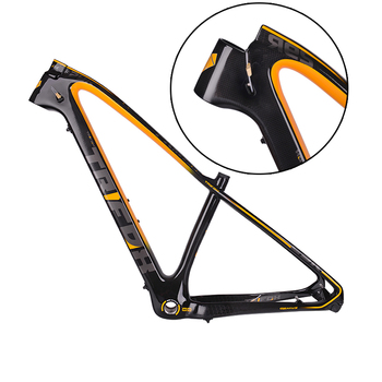 TRIFOX Carbon Mountain Bike Frame mtb 27.5/29er 31.6mm MTB carbon bicycle frame Mountain Bike Frame used for racing bike cycling цена 2017