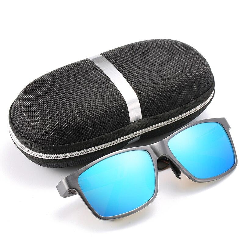 Polarized Men Sunglasses Male Coating Sunglass UV400 Shades Eyewear Oculos de sol