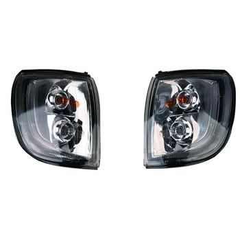 Adecuado para Toyota HILUX SURF YN185 kZN185 1996, 1997, 1998, 1999, 2000 de la linterna del coche luz indicadora de señal de giro par 2