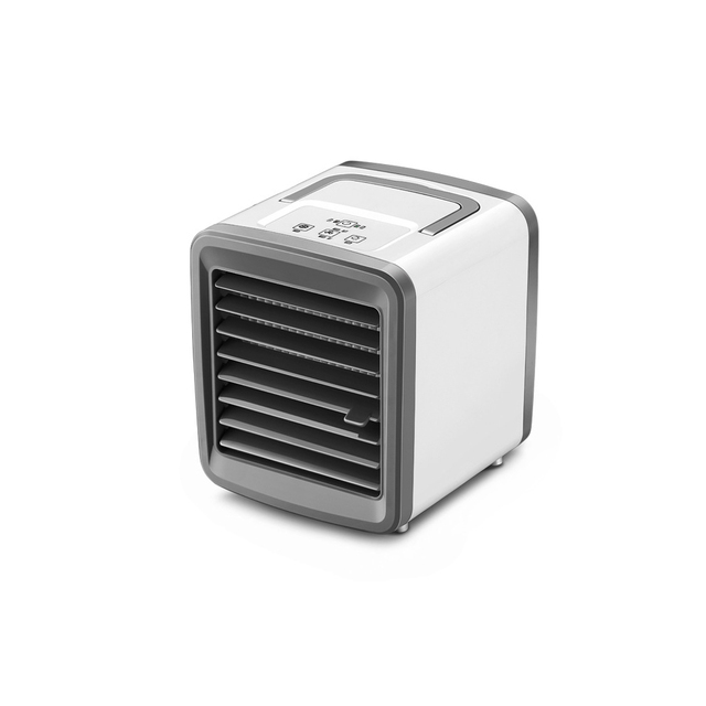 Air Conditioner Air Cooler Mini Fan Portable Airconditioner For Room Home Air Cooling Desktop Usb Charging Air Conditioning Fan