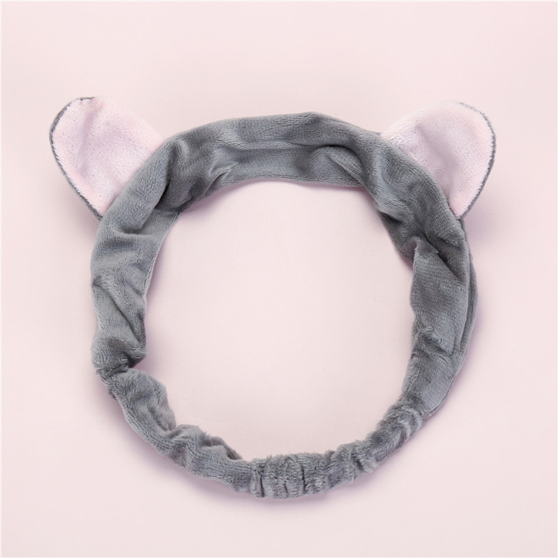 Wide Headband For Women Hair Accessories Elastic Hair Band Hairlace For Make Up Shower Spa Makeup Tools Bandeau For Girls
