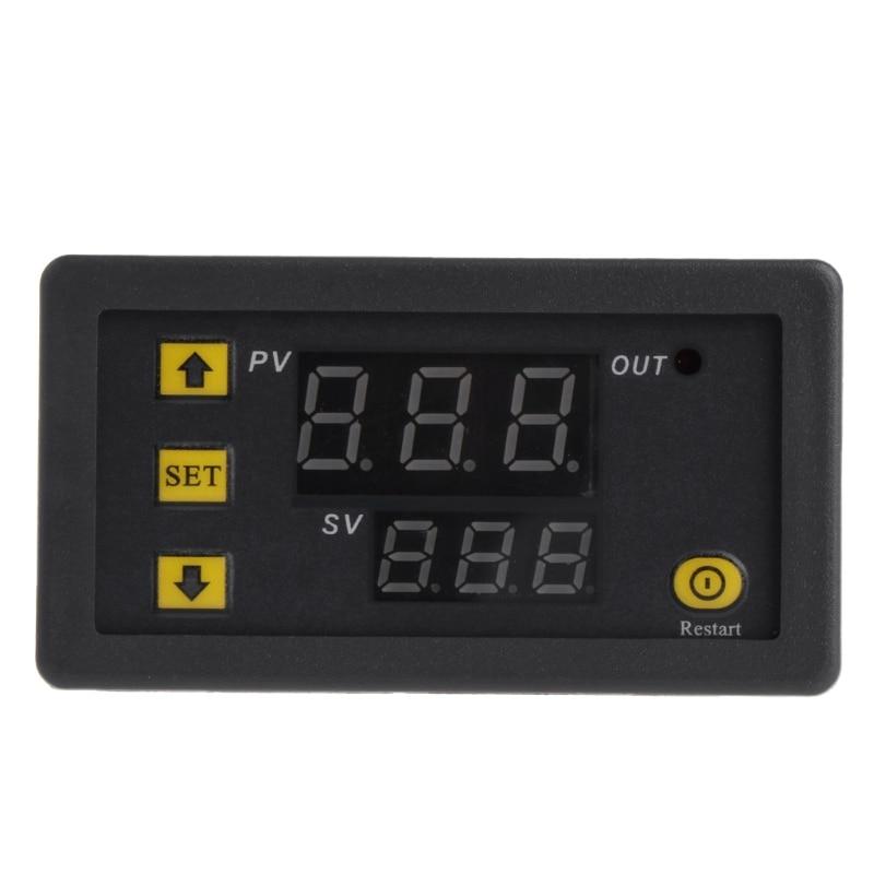 W3230 DC 12V 20A Digital Temperature Controller -50-120°C Thermostat Regulator
