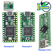 Hohe qualityTeeny 3,1 Winzig 3,2 USB Tastatur Maus Winzig AVR experiment board für PS3(China)